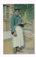 Russische Typen - Ein Strasenhändler - Feldpost - 13.04.1917 - Russie