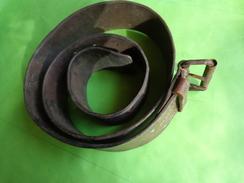Ceinture-militaria-sous Reserve-long 113x5.5cm Environ - 1914-18