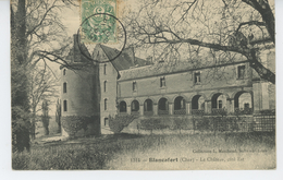 BLANCAFORT - Le Château - Autres Communes