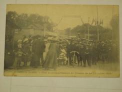 Saint-Gobain.(Aisne).Fete Du Cinquantenaire Du Chemin De Fer.(10 Juillet 1910).état TB - Other Municipalities