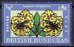 BRITISH HONDURAS # FROM 1971  STAMPWORLD 261** - British Honduras (...-1970)
