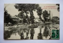 02 - ROCOURT - SAINT-QUENTIN - Vue Sur Le Canal - Otros Municipios