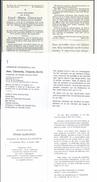 B.P. AALST 3 STUKS 54 - 89-92  CLAUWAERT 1954 OM HET LEVEN GEBRACHT OP VLIEGTUIG - Religion & Esotérisme