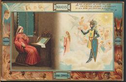 °°° 3343 - DIVINA COMMEDIA - PARADISO - VISIONE DI CARLO MARTELLO - 1919 °°° - Filosofia & Pensatori