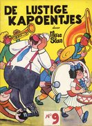 De Lustige Kapoentjes 9  (1970) - De Kapoentjes