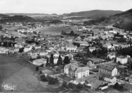 CPSM - GRANGES-sur-VOLOGNE (88) - Vue Aérienne Du Bourg Dans Les Années 50 / 60 - Granges Sur Vologne