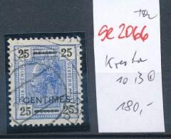 Österreich- Kreta  Nr.  10  B O     ( Se2066  ) Siehe Bild  ! - Levante-Marken
