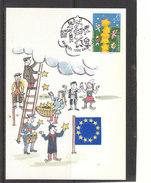 2922 Belgique - La Construction De L' Europe - Europa-CEPT