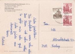 ÖSTERREICH 196? - 3 Fach Automatenfrankierung Auf Ak Bundesschullandheim Mariazell - 1945-.... 2a Repubblica