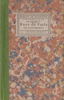 ROCHEGUDE [Marquis De] - Promenade Dans Toutes Les RUES DE PARIS  -10ème Arrondissement - Paris
