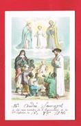 1 Image Religieuse ... Oeuvre De La Sainte Enfance ...L.TURGIS & Fils ... - Imágenes Religiosas