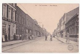 La Louvière:  Rue Neuve. - La Louvière