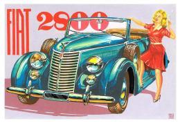 [MD0892] CPM - RIPRODUZIONE - PUBLICARD 986 - FIAT 2800 TORPEDO MINISTERIALE 1938 - NV - Cartoline