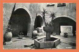 A244/149 06 - ANTIBES Intérieur De L'ancien Chateau Des Grimaldi - Musée - France