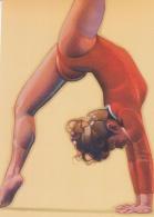 USA Postal Stationary 1996 Atlanta Olympic Games - Womens Gymnastics FDC (T13-25) - Summer 1996: Atlanta