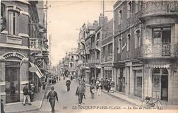 62-LE TOUQUET PARIS PLAGE- LA RUE DE PARIS - Le Touquet