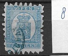 1866 USED Finland - 1856-1917 Amministrazione Russa