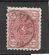 1875 USED Finland - 1856-1917 Russian Government