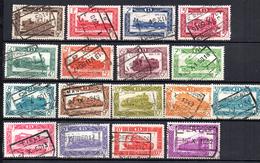 Serie Nº 304/21 Falta 314 Colis Postaux  Belgica - Andere