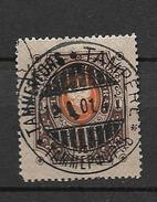 1891 USED Finland - 1856-1917 Amministrazione Russa