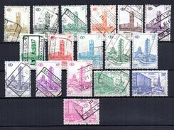 Serie Nº 336/50B Colis Postaux  Belgica - Andere