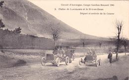 CPA Coupe Gordon Bennett 1905 Plaine De Laschamps Et Le Puy De Dome Départ Et Arrivée De La Course - Non Classificati