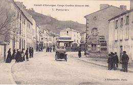 CPA Coupe Gordon Bennett 1905 PONTAUMUR - Non Classificati