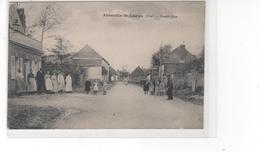 Abbeville-St-Lucien (Oise) - Grande-Rue (très Bon état) - Autres Communes