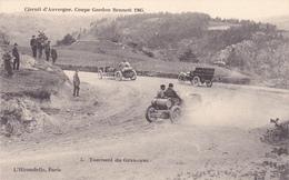 CPA Coupe Gordon Bennett 1905 Tournant De GENDARME - Non Classificati