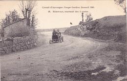 CPA Coupe Gordon Bennett 1905 NEBOUZAT Tournant Des 4 Routes - Non Classificati