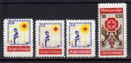Yugoslavia,TBC 1990.,MNH - Neufs