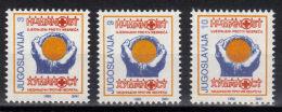 Yugoslavia,Red Cross 1992.,MNH - 1945-1992 Socialist Federal Republic Of Yugoslavia