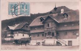 POST AIGEN - ENNSTOL - PENSION AICH - CIRCULADA - AUSTRIA POSTAL - I.C.F. 1083/10 FRED R. SIKOR - Austria