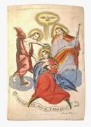 Relegie - Devotie - Devotion - Bidprentje Th.Van Merlen - Coronation Divae Virginis - Religion & Esotérisme
