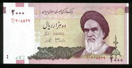 Iran, 2000 Rials - UNC - Iran