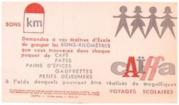 """C C/Buvard   """"Café Caïffa """" (N= 1) - Coffee & Tea"""