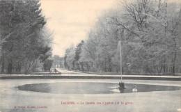 54 LUNEVILLE LE BASSIN DES CYGNES PAR LE GIVRE / EDITION BASTIEN - Luneville