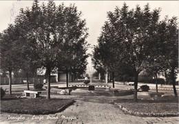 Cartolina - Postcard -  Treviglio - Largo Primo Maggio   Bergamo - Bergamo