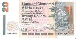 Hong Kong - Pick 285b - 20 Dollars 1994 - Unc - Hong Kong