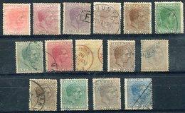 PUERTO RICO    Nº  55  Al  69    Usado-258