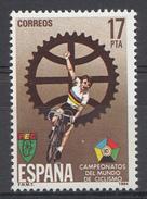ESPAGNE 1984  Mi.nr: 2653 Radweltmeisterschaften, Barcelona  NEUF SANS CHARNIERE / MNH / POSTFRIS