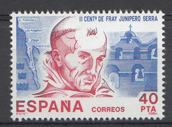 ESPAGNE 1984  Mi.nr: 2658 Spanbisch-Amerikanische Geschichte  NEUF SANS CHARNIERE / MNH / POSTFRIS