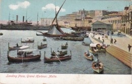 Malta Landing Place Grand Harbour - Malta