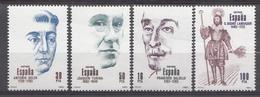 ESPAGNE 1983  Mi.nr: 2587-2590 Persönlichkeiten  NEUF SANS CHARNIERE / MNH / POSTFRIS