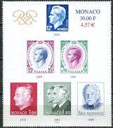 Monaco, N° 2209** Y Et T