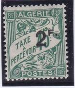 Algérie Taxe N° 13 Neuf *