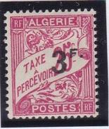 Algérie Taxe N° 14 Neuf *