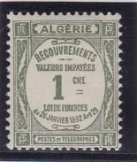 Algérie Taxe N° 15 Neuf *