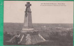 35 - Pont Réan - La Croix De Saint Samson Et Panorama De Pont Réan - Editeur: Rousselière N°427 - Frankrijk