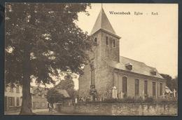 +++ CPA - WESEMBEEK - Eglise - Kerk  // - Wezembeek-Oppem
